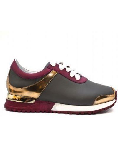 Кожаные кроссовки Modus Vivendi