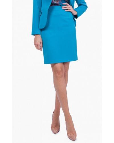 Бирюзовая юбка Vladi Collection