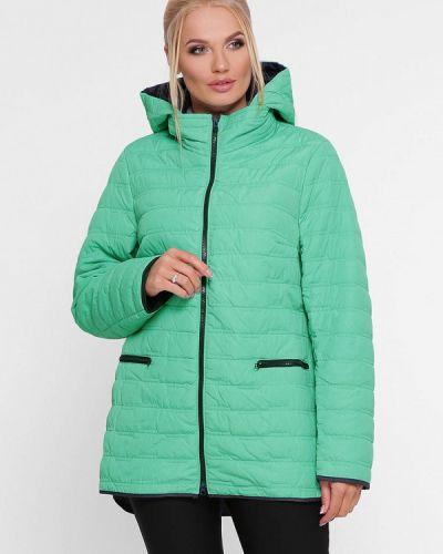 Утепленная куртка - бирюзовая Vlavi