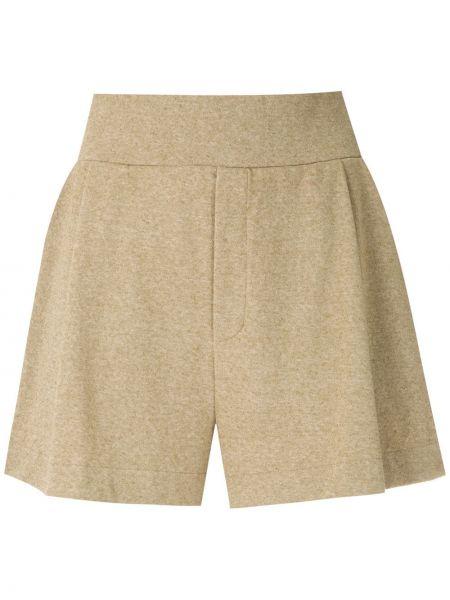Ватные хлопковые шорты Osklen