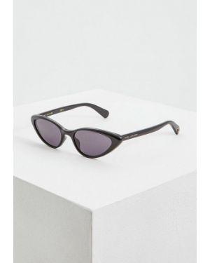 Солнцезащитные очки черные Marc Jacobs