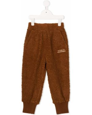 Коричневые брюки Tiny Cottons