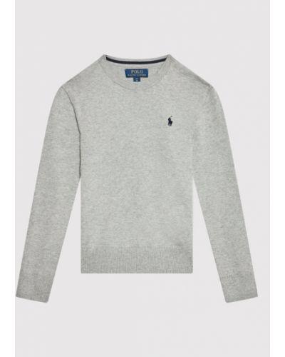 Sweter - szary Polo Ralph Lauren
