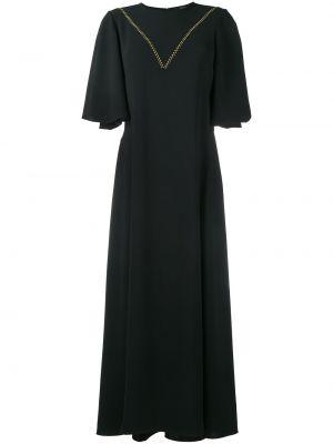 Czarna sukienka Ellery