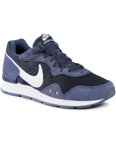 Biały skórzany buciki Nike