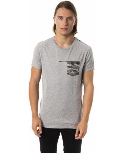 Szary t-shirt Byblos