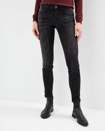 Черные джинсы-скинни Rifle