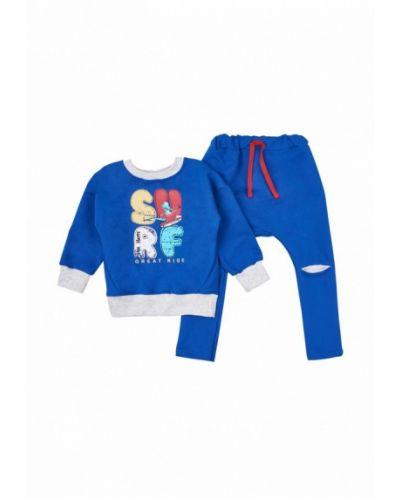 Синий спортивный костюм вітуся