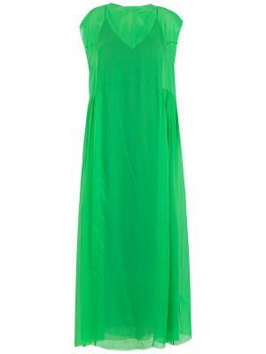 Платье миди - зеленое Osklen
