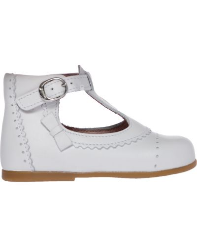 Белые туфли Jacadi Paris