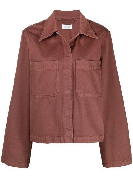 Klasyczna kurtka - brązowa Lemaire