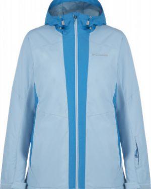 Куртка с капюшоном горнолыжная утепленная Columbia