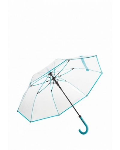 Зонт-трость бирюзовый Fare