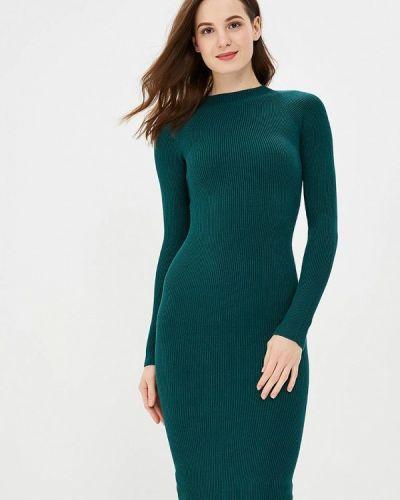 Прямое платье - зеленое Marytes