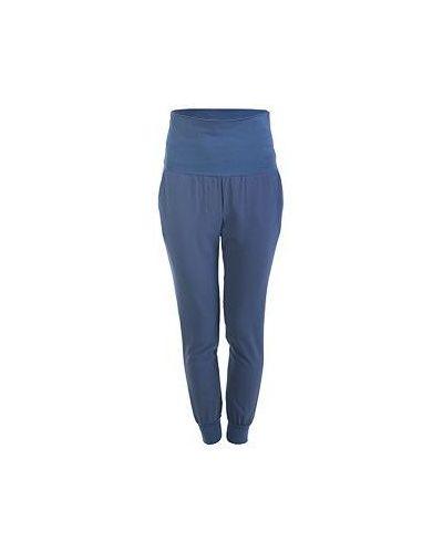Синие спортивные брюки Manila Grace