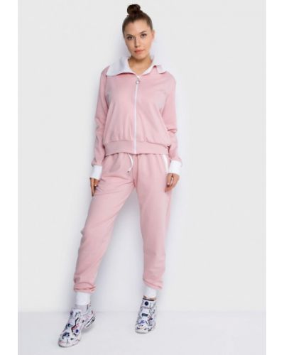 Спортивный костюм розовый Malaeva