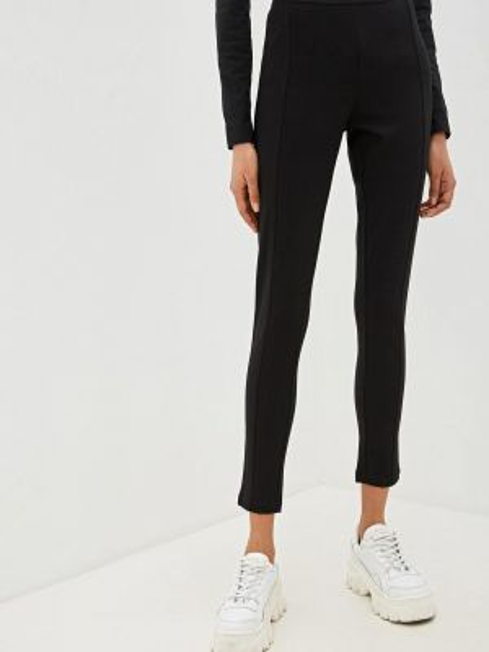 Брюки черные весенний Calvin Klein Jeans