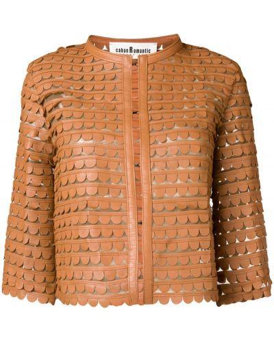 Куртка укороченная Caban Romantic