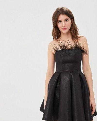 Платье - черное Anastasya Barsukova