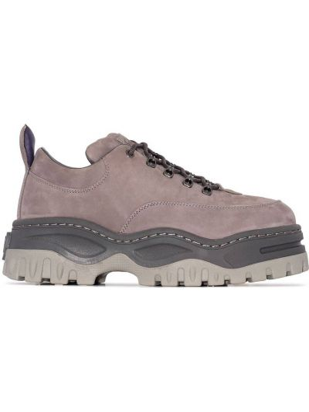 Sneakersy szary srebro Eytys