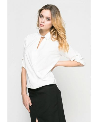 Рубашка белая Zubrytskaya