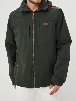 Облегченная зеленая куртка Trespass