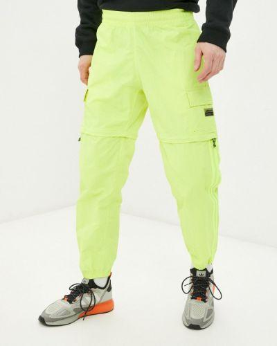 Спортивные брюки - зеленые Adidas Originals