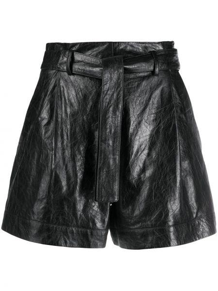 Черные шорты Drome