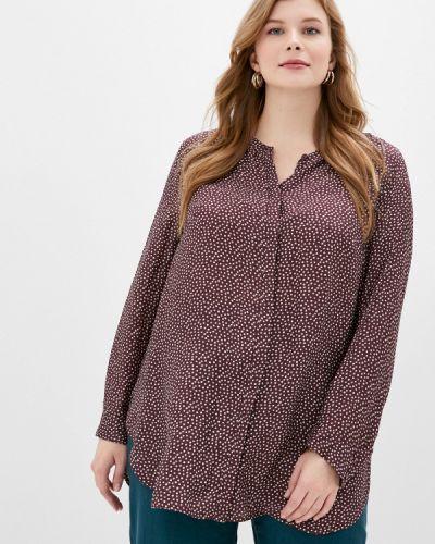 Блузка - коричневая Ulla Popken