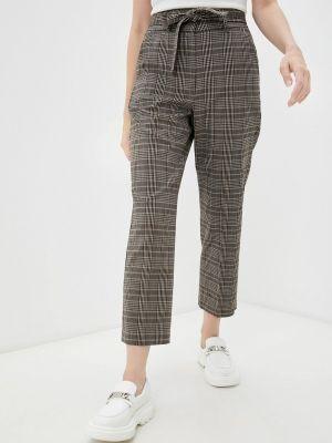 Прямые брюки - коричневые Taifun