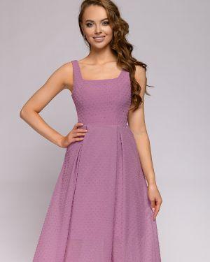 Вечернее платье на молнии платье-сарафан 1001 Dress