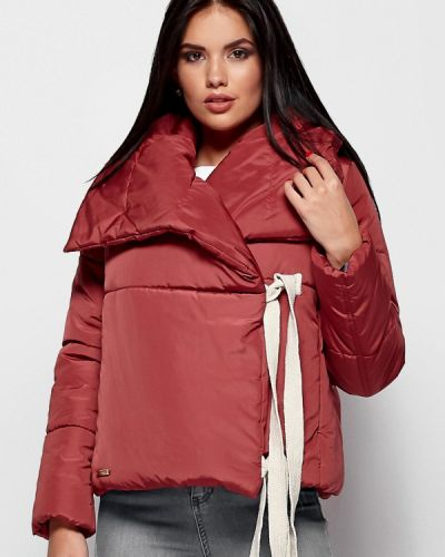 Зимняя куртка утепленная осенняя Karree
