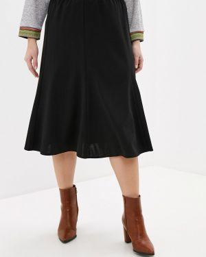 Юбка - черная Darissa Fashion