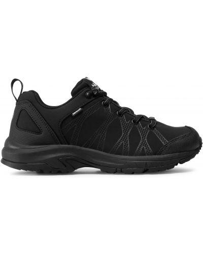 Кожаные ботинки - черные Halti