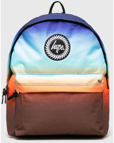 Рюкзак универсальный оранжевый Hype