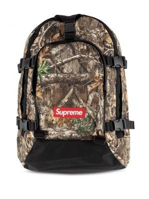 Plecak miejski klamry z nylonu Supreme