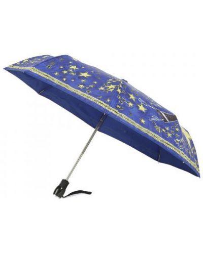 Зонт синий Moschino