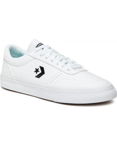 Tenisówki - białe Converse