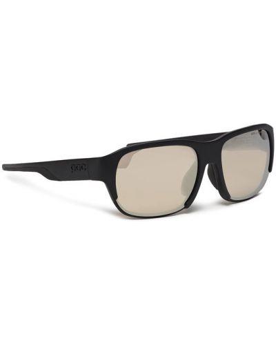 Czarne okulary Poc
