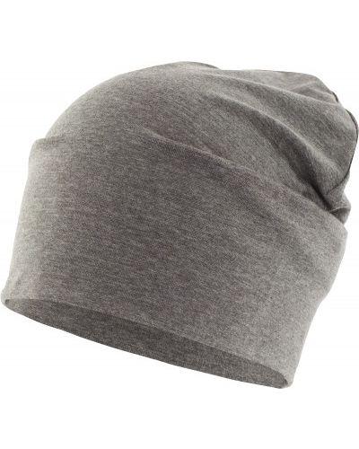 Хлопковая серая шапка Termit