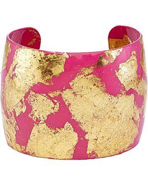 Różowa złota bransoletka ze złota Evocateur