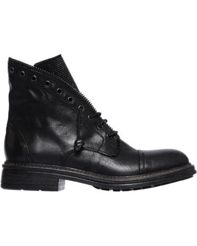 Черные ботинки Fru.it