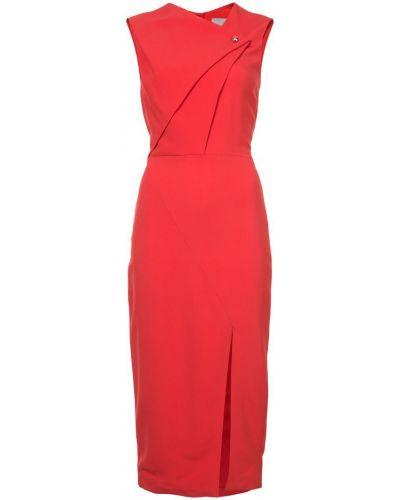 Платье на пуговицах асимметричное Jason Wu