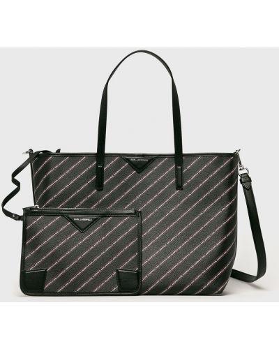 5c659379e38b Купить женские черные сумки шопперы в интернет-магазине Киева и ...