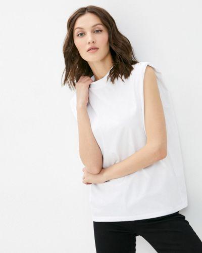 Топ - белый Selected Femme