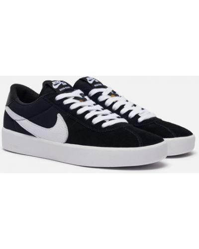 Черные текстильные кроссовки Nike Sb