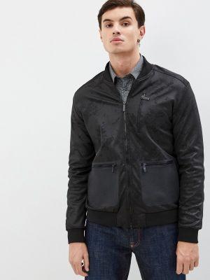 Куртка - черная Bikkembergs
