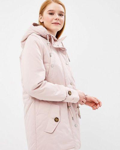 Розовая куртка демисезонная Baon