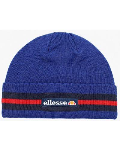 Синяя шапка Ellesse