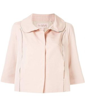 Розовая куртка Paskal